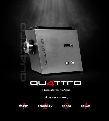 Qu4ttro μηχανή